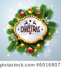 christmas xmas text 46016807