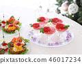 杏仁冻 甜点 甜品 46017234
