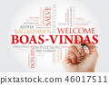 Boas-Vindas (Welcome in Brazilian Portuguese) 46017511