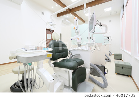 Doctor's office of newly built dentist 46017735