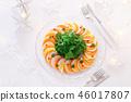 生牛肉片 沙拉 色拉 46017807