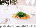 生牛肉片 沙拉 色拉 46017810