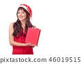 gift,box,woman 46019515