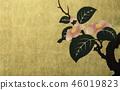 Japanese style background 46019823