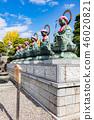 Shinshu Zenko-ji Temple Rokujizo and Wet Buddha 46020821
