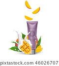 cosmetic organic packaging 46026707