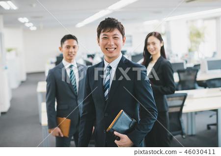 商務人士 商人 男性白領 46030411