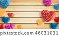 heart valentine background2 46031031