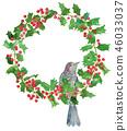lease, wreath, wreaths 46033037