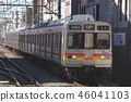Tokyu Series 8590 Jiyugaoka Station 46041103
