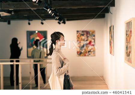 畫廊展覽 46041541