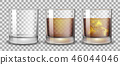 whiskey glass alcohol 46044046
