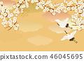 起重机 日式 日本风格 46045695