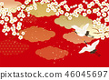 起重机 日式 日本风格 46045697