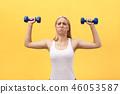 การออกกำลังกาย,ออกกำลังกาย,ยิม 46053587