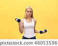 การออกกำลังกาย,ออกกำลังกาย,หญิง 46053596
