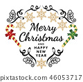 聖誕節會徽/符號標記 46053717