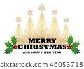 聖誕節會徽/符號標記 46053718