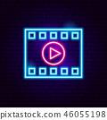 filmstrip, movie, picture 46055198