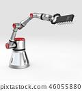 arm robot robotic 46055880