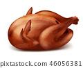 鸡 鸡肉 胆小鬼 46056381