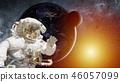 space earth globe 46057099