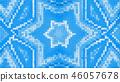 모자이크, 디자인, 광장 46057678