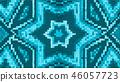 모자이크, 디자인, 광장 46057723