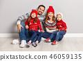 family, christmas, kid 46059135