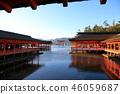 World Heritage, Itsukushima Shrine 46059687