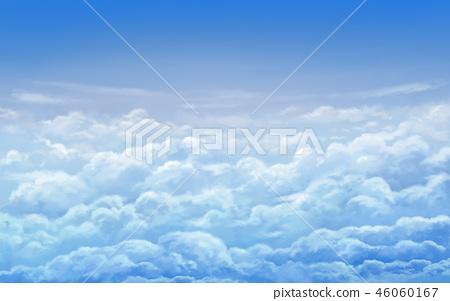 Blue sky so very beautiful daylight. 46060167