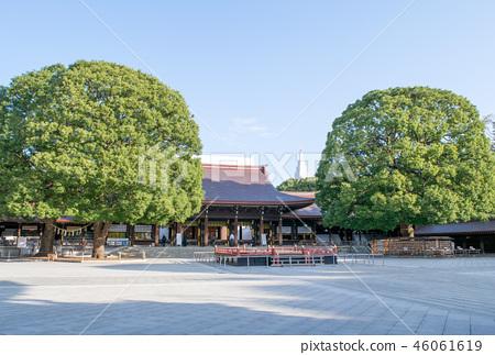 Tokyo Metropolitan Meiji Jingu Shrine 46061619
