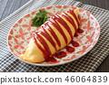 煎蛋饭 46064839