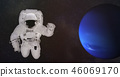 planet astronaut space 46069170