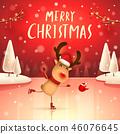 聖誕節 聖誕 耶誕 46076645