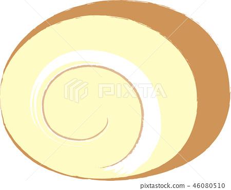 Roll cake 46080510