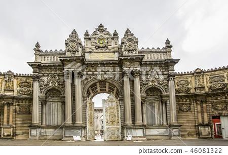 터키의 돌마바흐체 궁전 46081322