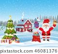 圣诞节 圣诞 耶诞 46081376