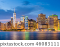 new, york, nyc 46083111