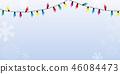 christmas background lamp 46084473