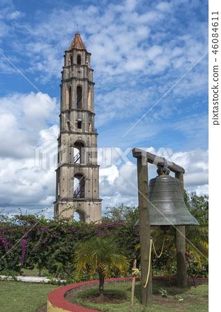 Manaca Iznaga Tower in Valley of the Sugar Mills 46084611