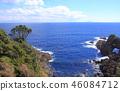 The sea of Izu and Shimoda 46084712