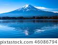 Prefecture จังหวัดยามานาชิ》 ภูเขาฟูจิทะเลสาบคาวากุจิ 46086794