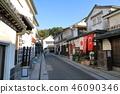 Townscape of Kurashiki Beautiful District 46090346
