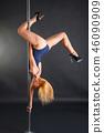 pole dance 46090909