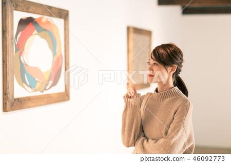 画廊展览 46092773
