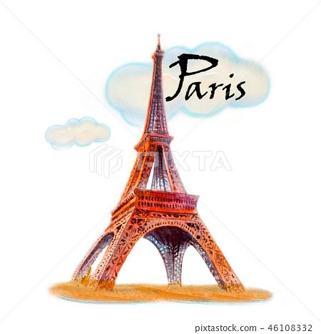 World famous landmark 46108332