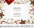 christmas celebration decoration 46109515
