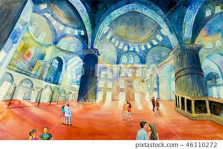 Istanbul, Turkey - August 5, 2017 46110272