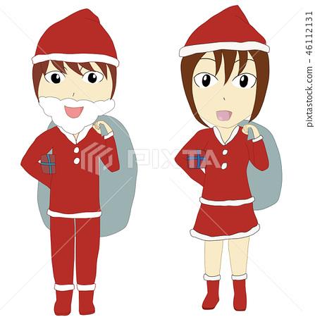 圣诞老人 46112131